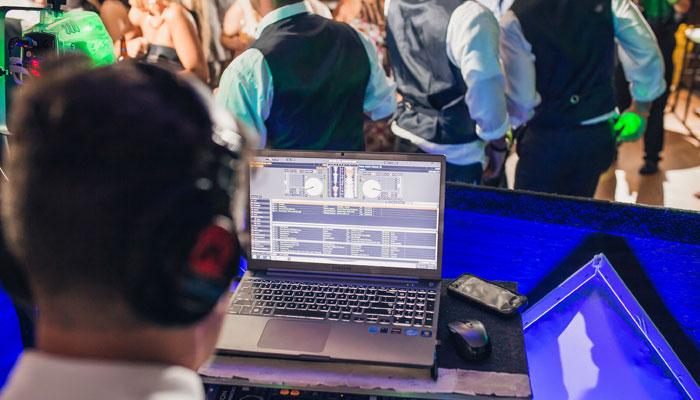 ascend DJ promo video